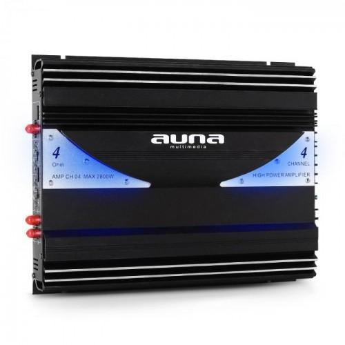Автомобільний підсилювач Auna AMP-CH04
