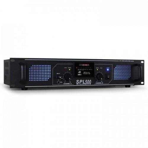 Підсилювач Hifi Skytec SPL-500 (10003882)