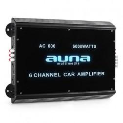 Автомобільний підсилювач Auna W2-AC600 (10004931)