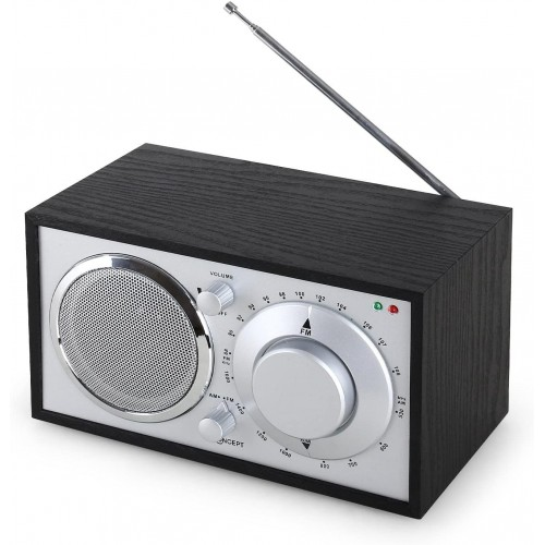 Радіоприймач ретро OneConcept Lausanne (10008634)