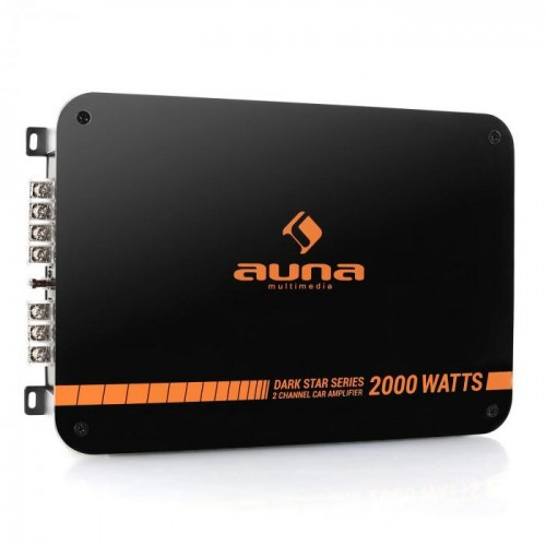 Автомобільний підсилювач Auna Dark Star 2000 (10012071)
