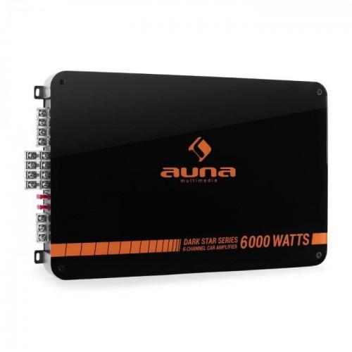Автомобільний підсилювач Auna Dark Star 6000 (10012073)