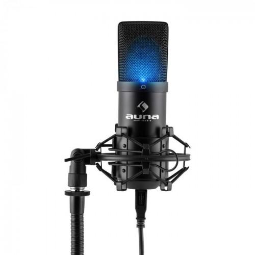Мікрофон студійний Auna MIC-900 (10028786)