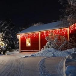 Гірлянда світлодіодна Blumfeldt Dreamhouse Flash (10028802) 24м 480 LED теплий білий