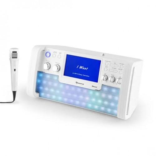 Караоке дитяче LED Auna DiscoFever (10030798)