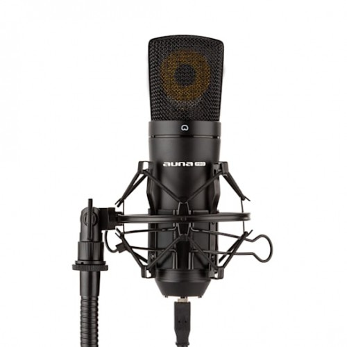 Мікрофон студійний Auna MIC-920B (10031504)