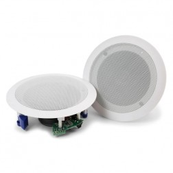 """Стельова акустична система PowerDynamics CSBT60 (10031796) 5,25"""" Bluetooth"""