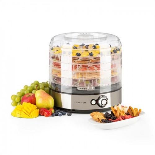 Електросушка для овочів та фруктів Klarstein Fruitower M Automat