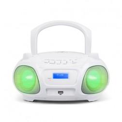 Бумбокс AUNA Roadie DAB CD Player DAB / DAB + FM (10032059)