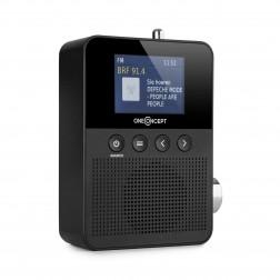 Радіо компактне Auna Plug+Play (10032325)