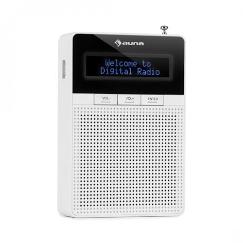 Радіо компактне Auna Digi Plug (10030656)