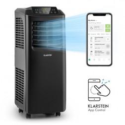 Мобільний кондиціонер фреоновий Klarstein Pure Blizzard Smart 9k (10035808) 9000 BTU