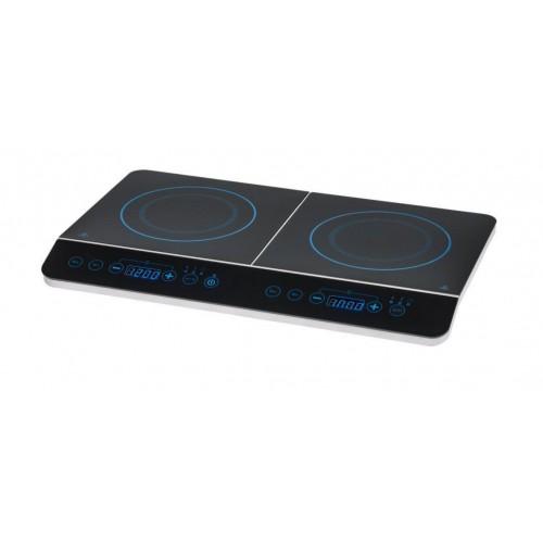 Плита індукційна подвійна QUIGG MD 15324 3500 Вт