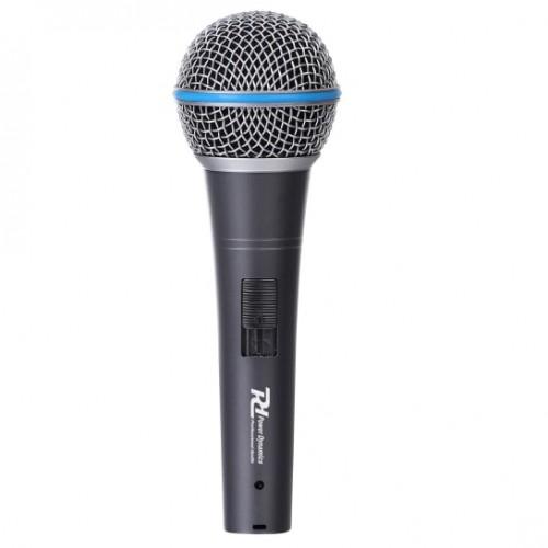 Мікрофон конденсаторний Power Dynamics PDM660 XLR + 48V (10030387)