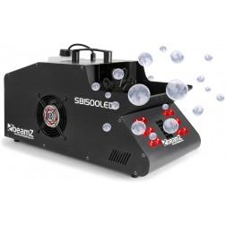 Генератор диму та мильних бульбашок Beamz SB1500LED