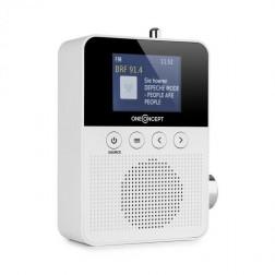 Радіо компактне Auna Plug+Play (10032326)
