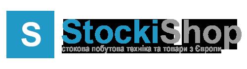 StockiShop - товари та техніка з Європи